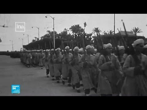 شاهد الحركى يطالبون فرنسا بتعويضات مادية بسبب معاناتهم