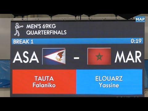 شاهد: تأهل 3 ملاكمين مغاربة إلى دور نصف النهائي