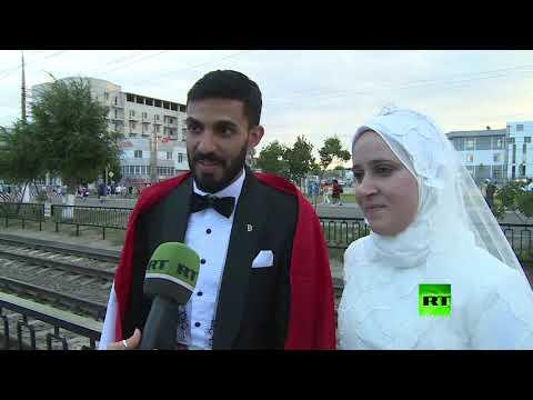 زواج مصري في مونديال روسيا 2018