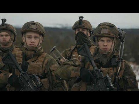 النرويج تشارك في أكبر مناورات حلف الأطلسي منذ الحرب الباردة