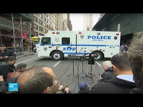 طرود مشبوهة تستهدف باراك أوباما وهيلاري كلينتون ومبنى تايم وارنر