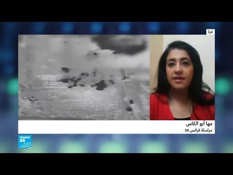 إسرائيل تقصف مواقع تابعة إلى  حركة حماس في غزة