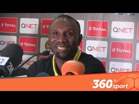ايبنغي يعلّق على حكم مباراة الرجاء وفيتا كلوب