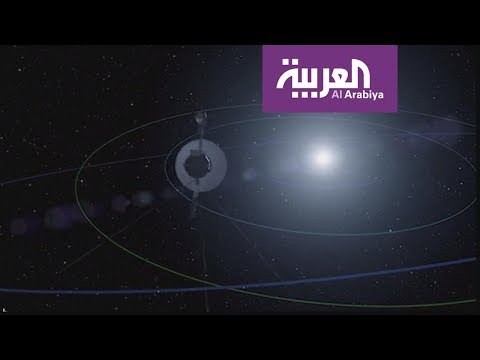 شاهد  مسبار فوياجر 2 يخترق حدود المنظومة الشمسية