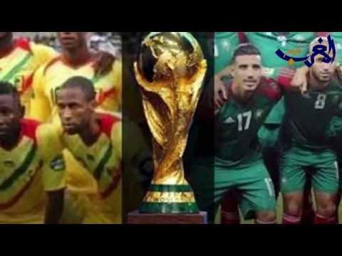 شاهد  المنتخب المغربي ينهي عام 2018 ضمن أفضل 3 منتخبات أفريقية