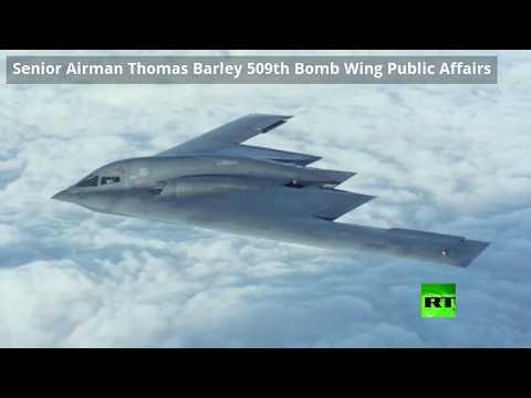 شاهد البنتاغون الأميركي يختبر قنبلة جوية فائقة القوة
