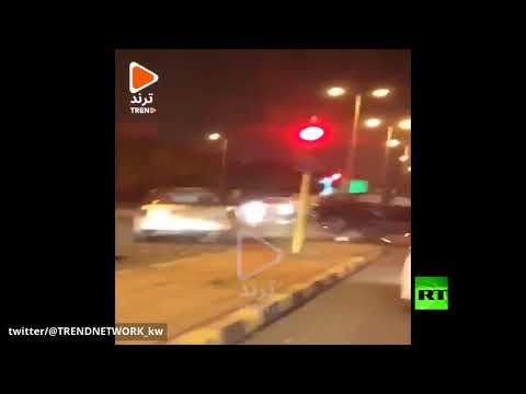 شاهد سائق ارتكب 5 مخالفات سير تسببت في انقلاب سيارة