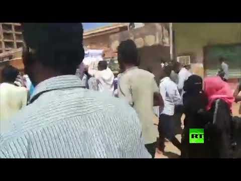 شاهد تجدد الاحتجاجات في الخرطوم العاصمة السودانيةشاهد تجدد الاحتجاجات في الخرطوم العاصمة السودانية