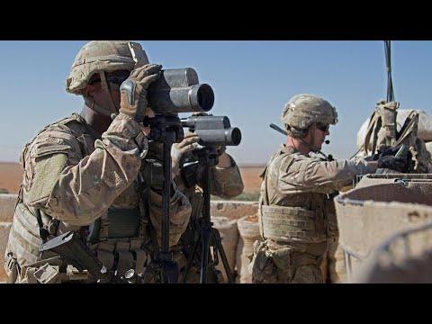 شاهد  أميركا تقرّر الإبقاء على 400 جندي في سوريةعلى 400 جندي في سورية