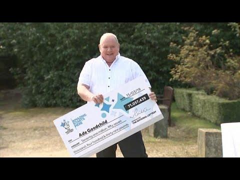 شاهد من هشاهد من هو الرجل الأكثر حظًا في بريطانياو الرجل الأكثر حظًا في بريطانيا