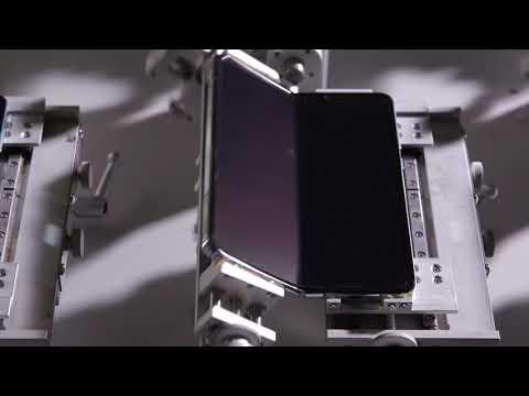 شاهد مدى قدرة هاتف سامسونغ الجديد على الطي