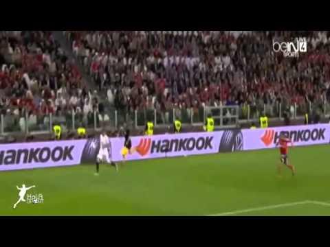 بالفيديو إشبيلية يعزز آماله في المنافسة على المقاعد الأوروبية بانتصار صعب