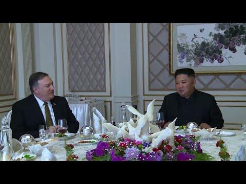شاهد كوريا الشمالية تطلب سحب بومبيو من محادثات الملف النووي