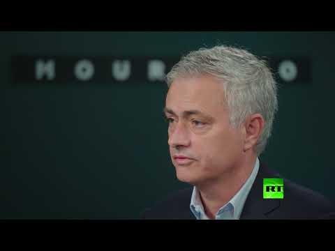 شاهد مورينيو يؤكد أن المتأهلين لنصف نهائي أوروبا يمتلكون فرص الوصول للمباراة النهائية