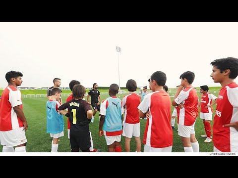 شاهد دور الأكاديميات الرياضة في تربية الأجيال في الإمارات
