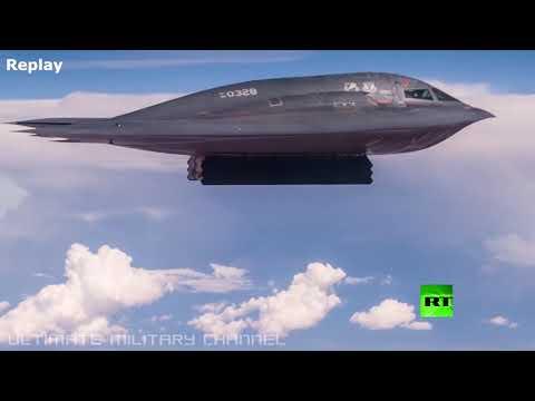 شاهد لحظة انفجار قنبلة gbu57 الأميركية فائقة القوة تحت الأرض