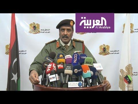 استمرار المعارك العنيفة في طرابلس للشهر الثاني دون حسم