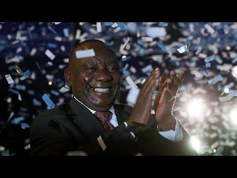 إعادة انتخاب سيريل رامافوسا لرئاسة جنوب أفريقيا رغم تراجع شعبيته