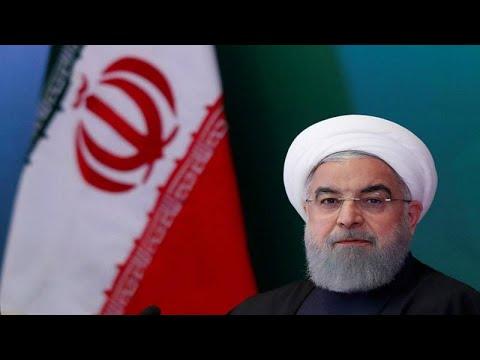 روحاني يدعو إلى الوحدة لمواجهة الضغط الأميركي غير المسبوق