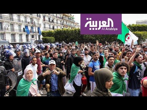 اقتحام مكتب رئيس البرلمان في الجزائر