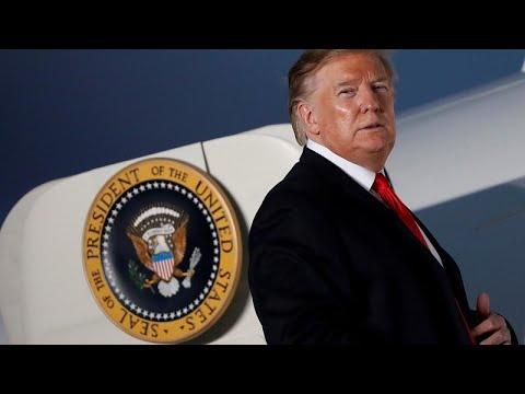 شاهد تصريحات بيلوسي تدفع ترامب للانسحاب من اجتماع مع الديمقراطيين