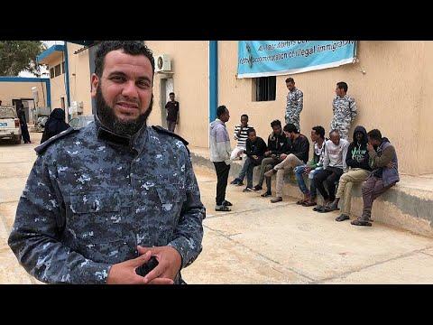 شاهد الهروب من ليبيا معاينة للجرح المفتوح