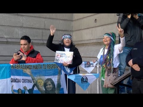 قضية فساد جديدة تُلاحق رئيسة الأرجنتين السابقة كريستينا دي كيرشنر