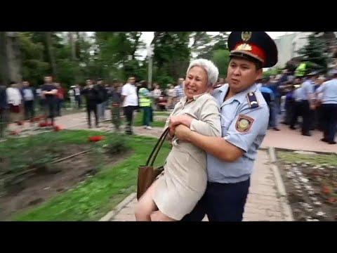 اعتقالات في كازاخستان وسط انتخابات نتائجها محسومة