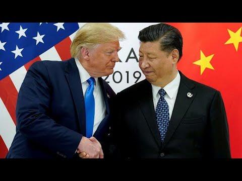 الصين تتوعد بإجراءات مضادة حال فرض ترامب المزيد من الرسوم على وارداتها