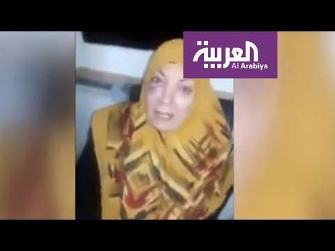 شاهد الغضب يجتاح العراق بعد تعرض مواطنة للاعتداء من قبل ضابط إيراني