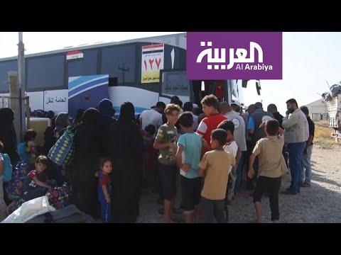 شاهد العراق يعيد النازحين لمناطقهم ومنظمات حقوقية قلقة