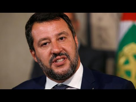 سالفيني المتشدد يمنع رسو سفينتيْ إنقاذ مهاجرين في موانئ إيطاليا في 24 ساعة
