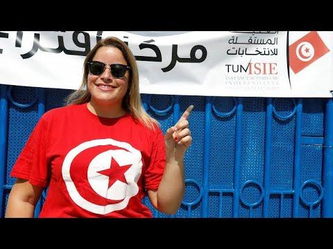 إغلاق مراكز الاقتراع في انتخابات الرئاسة التونسية