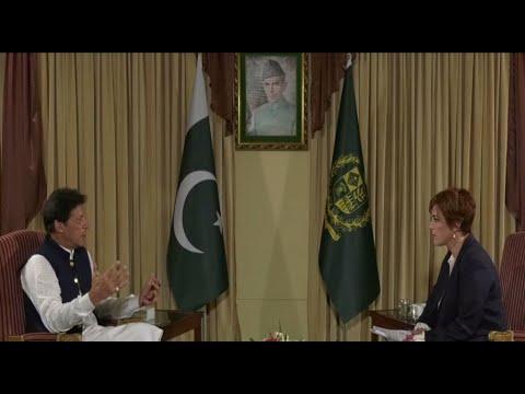 عمر خان يؤكد أنه من غير المنصف أن تلوم أميركا على باكستان بسبب فشلها في أفغانستان
