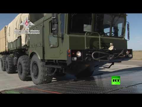 اكتمال المرحلة الثانية من تزويد تركيا بمنظومات إس400 الروسية