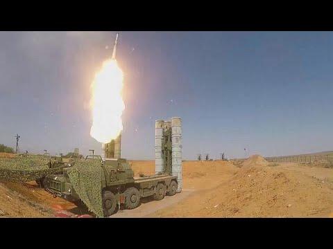 الجيش الروسي يبدأ تدريبات عسكرية لمواجهة أي تهديدات في آسيا الوسطى