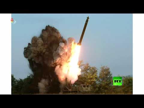 كيم جونغ أون يشرف على اختبار راجمة صواريخ عملاقة متعددة الفوهات