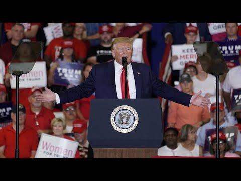 ترامب يمزح بشأن ولاية رئاسية ثالثة خرقًا للدستور من أجل كأس العالم