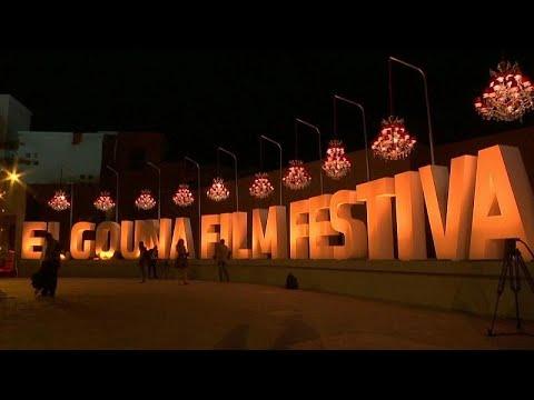 شاهد يورونيوز تلتقي عددًا من النجوم المشاركين في الجونة السينمائي في مصر