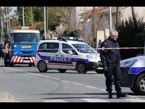 شاهد إصابة شخصين في هجوم مسلح بمدينة ليون الفرنسية