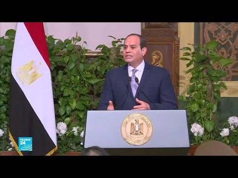 شاهد جدل كبير في مصر تثيره تصريحات مقاول مصري في المنفى