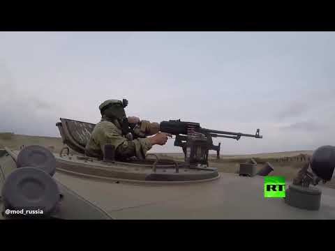 القوات الخاصة في روسيا تُداهم مركز قيادة