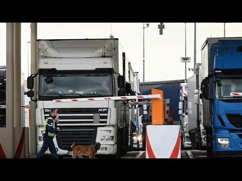 استعدادات فرنسية في النفق الأوروبي لمواجهة تداعيات بريكست