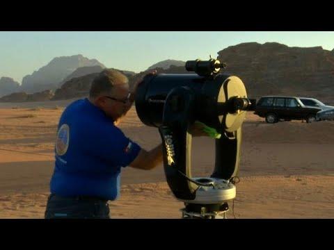 تلسكوب متطور في الأردن يمنحك فرصة للاستمتاع برؤية الكواكب