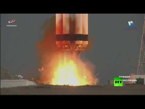 شاهد روسيا تُخطِّط لإطلاق بروتونإم مع أقمار أوروبية وأميركية إلى الفضاء