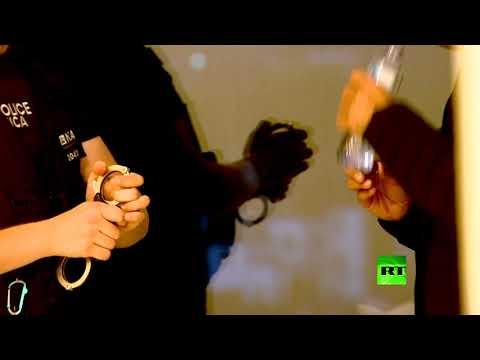 الشرطة البريطانية تضبط 50 طنًا من المخدرات