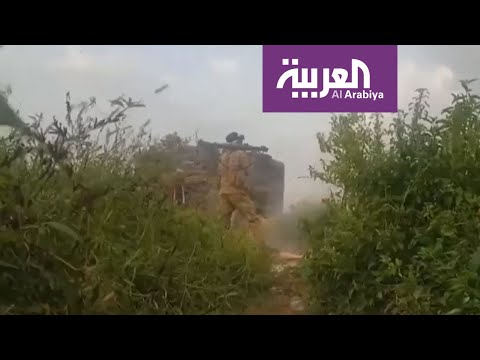معارك الجيش الوطني اليمني في مديرتي الظاهر وحيدان