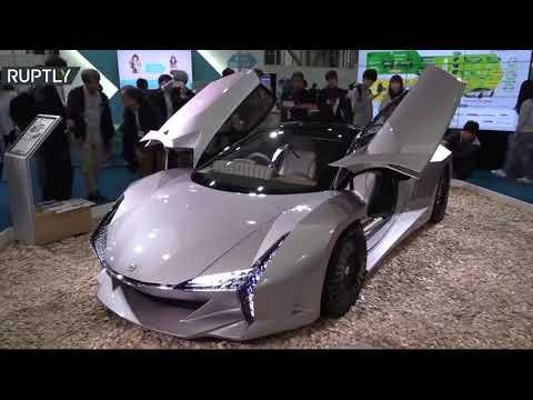 أول سيارة رياضية فارهة صديقة للبيئة من الخشب الخالص في اليابان