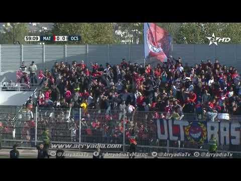 حمزة خابا يمنح أولمبيك آسفي التقدم أمام المغرب التطواني في الدقيقة 60