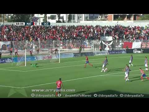 أيوب لكحل يمنح المغرب التطواني التعادل أمام أولمبيك آسفي
